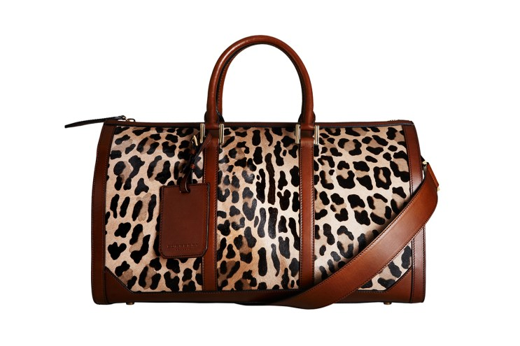 Burberry Prorsum 2013 Fall/Winter Accessories Collection