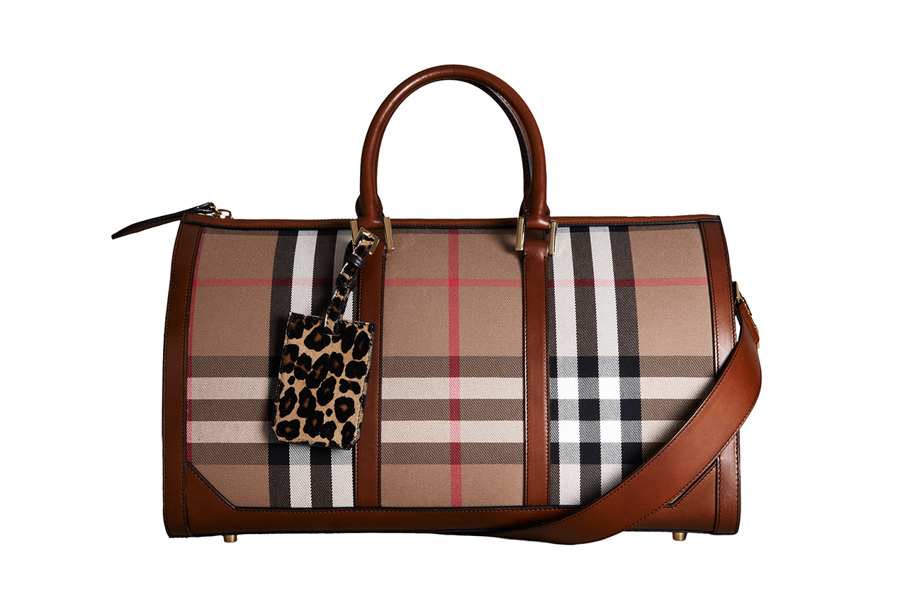 burberry prorsum 2013 fall winter accessories collection