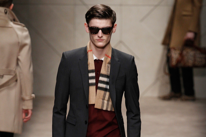Burberry Prorsum 2013 Fall/Winter Collection