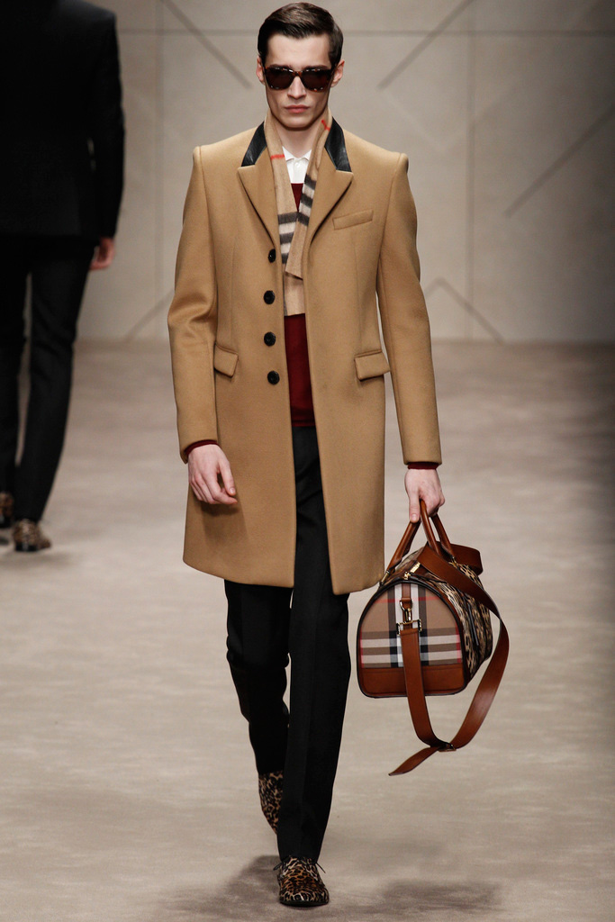 burberry prorsum 2013 fall winter collection