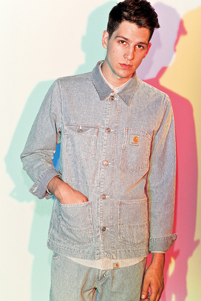 Carhartt WIP 2013 Spring/Summer Lookbook