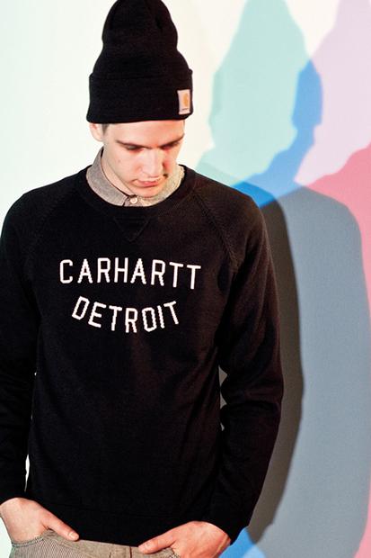 Carhartt WIP 2013 Spring/Summer Lookbook