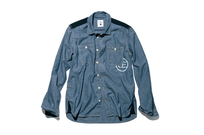 uniform experiment x Carhartt 2013 Spring/Summer Collection