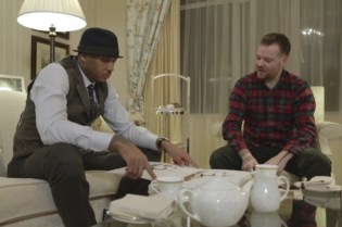 """Carmelo Anthony and Dave White """"Tea for Two"""""""