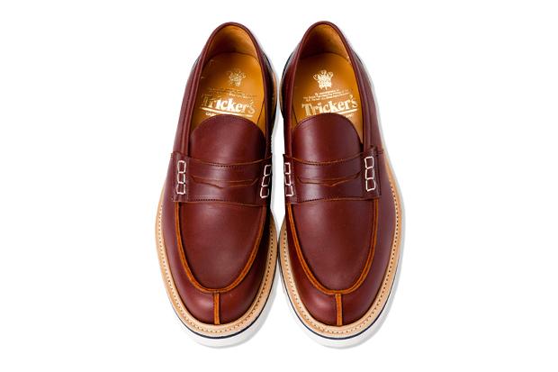 CASH CA X Tricker's Footwear Collection