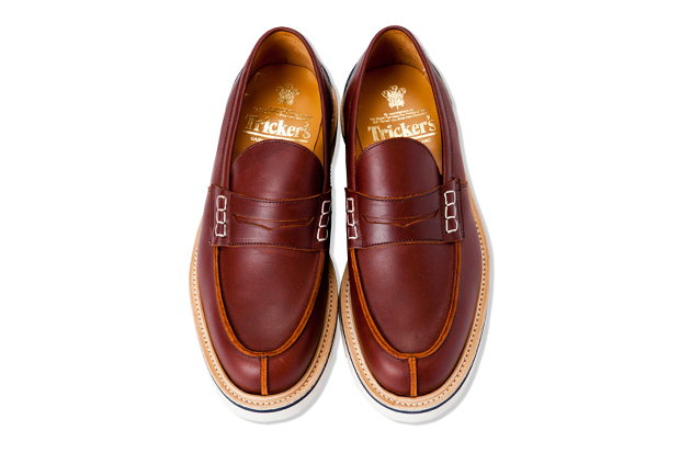 cash ca x trickers footwear collection