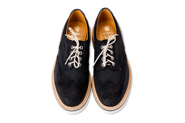 CASH CA X Tricker's Footwear Collection