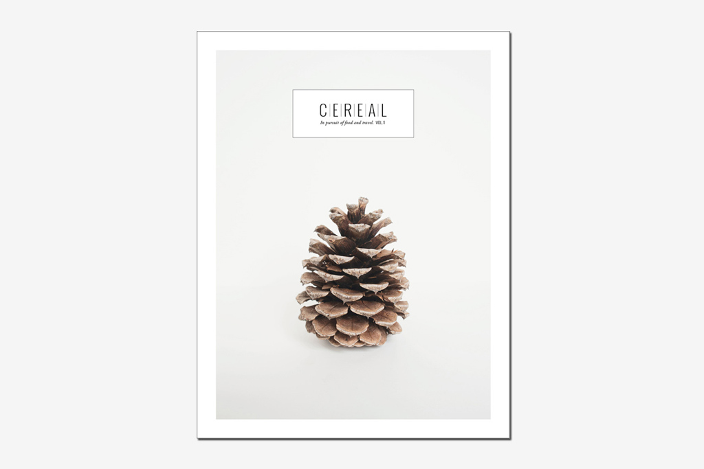 Cereal Magazine Issue 1