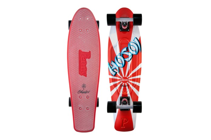 Christian Hosoi Signs with Penny Skateboards
