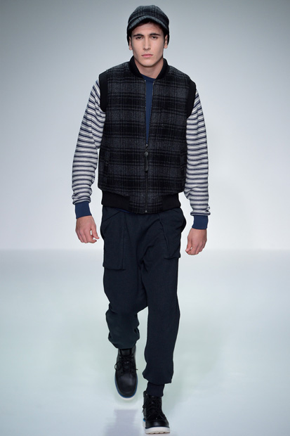 Christopher Raeburn 2013 Fall Menswear
