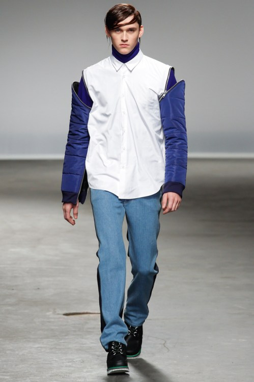 Christopher Shannon 2013 Fall Collection