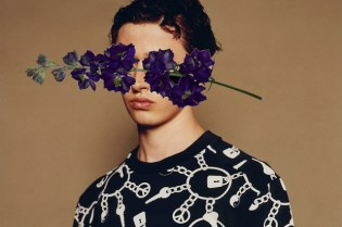 Christopher Shannon Kidda 2013 Spring/Summer Lookbook