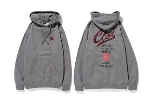 "CLOT x Stussy Japan 2013 ""Year of the Snake"" Collection"