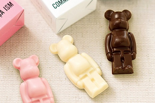 COMME CA ISM x Medicom Toy Bearbrick Chocolate
