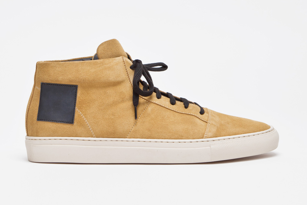 common projects 2013 spring summer quarter top board shoe