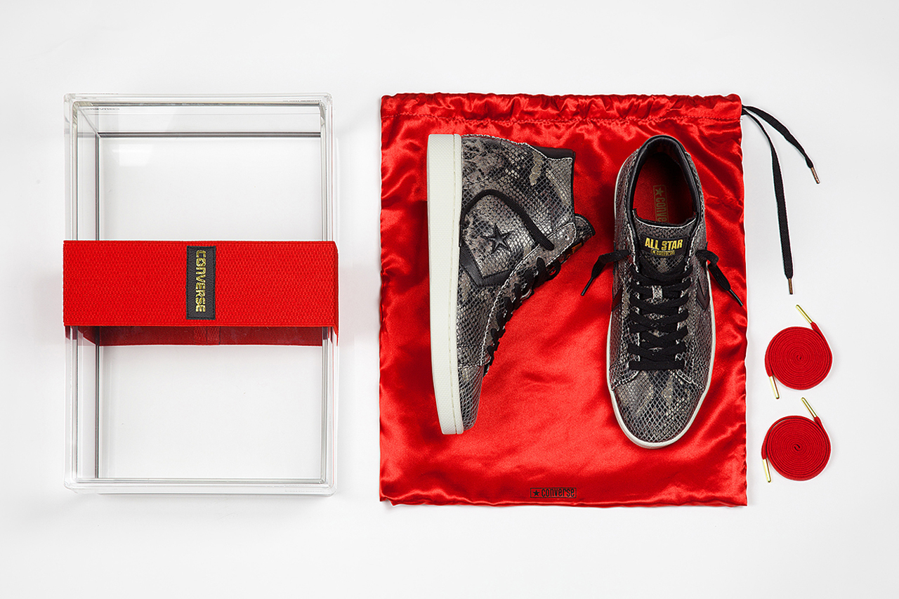 """Converse Pro Leather """"Year of the Snake"""""""