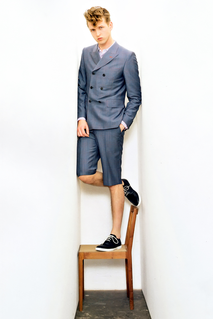 COMME des GARCONS JUNYA WATANABE MAN 2013 Spring/Summer Collection Editorial