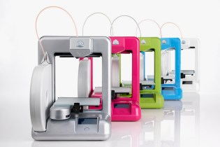 Cubify The Cube 3D Printer