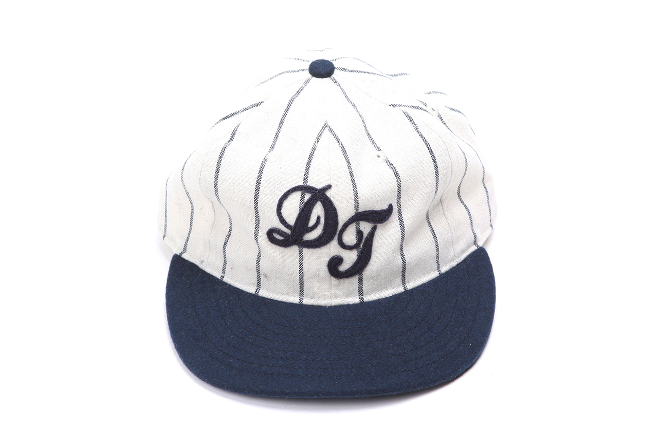 del toro x ebbets field flannels 2013 spring baseball caps