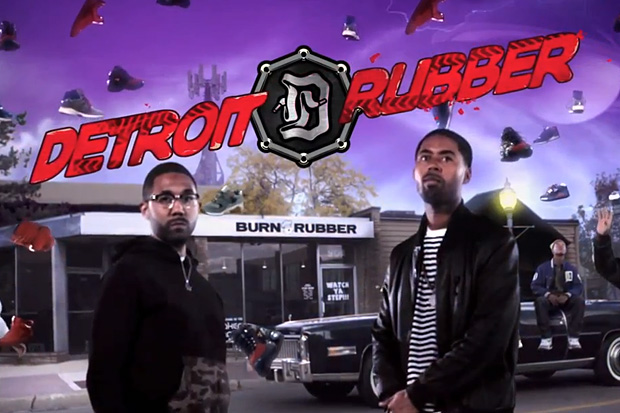 Detroit Rubber Episode 1: Prince Fielder's $10K USD Jordans