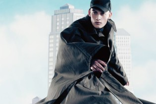 "Dior Homme 2012 Fall/Winter ""City Heights"" Editorial"