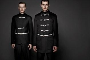 """Dior Homme """"les essentiels 4″ Duffle Coat"""