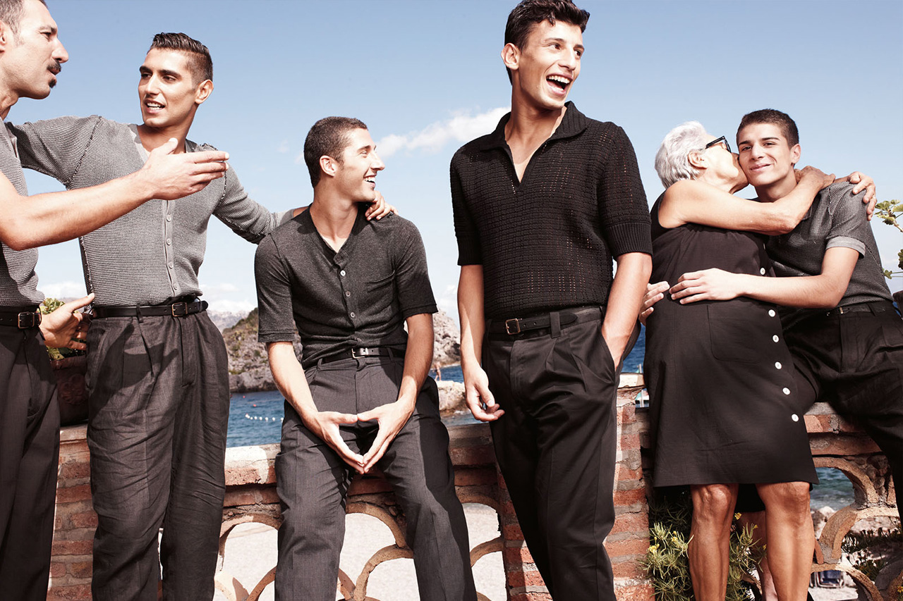 Dolce & Gabbana 2013 Spring/Summer Campaign