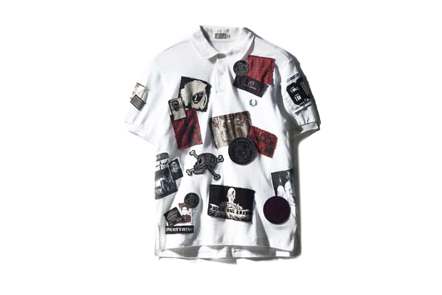 Dover Street Market x Fred Perry 60th Anniversary Customization Project