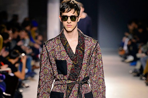 Dries Van Noten 2013 Fall/Winter Collection