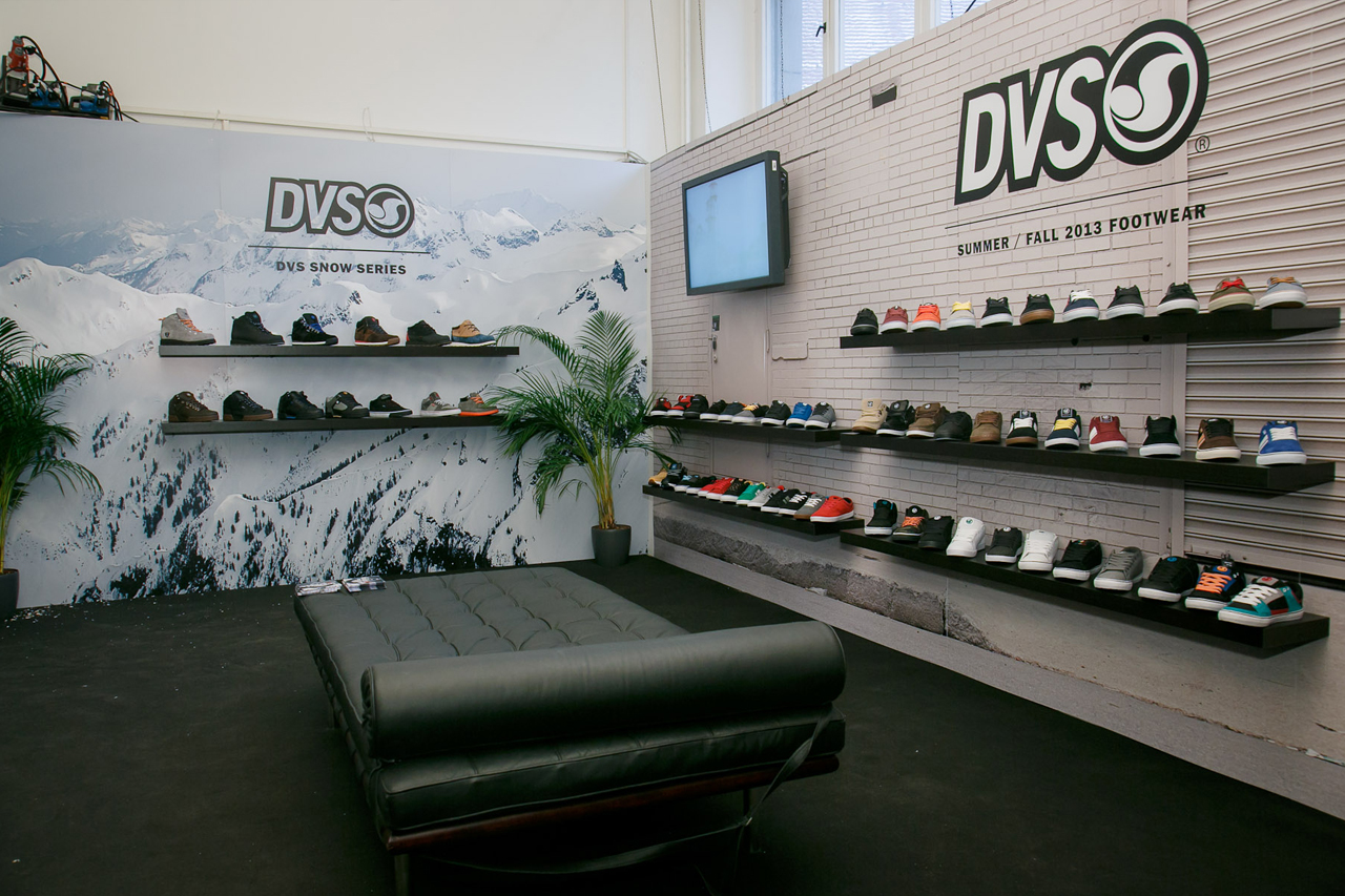 DVS @ BRIGHT Tradeshow January 2013
