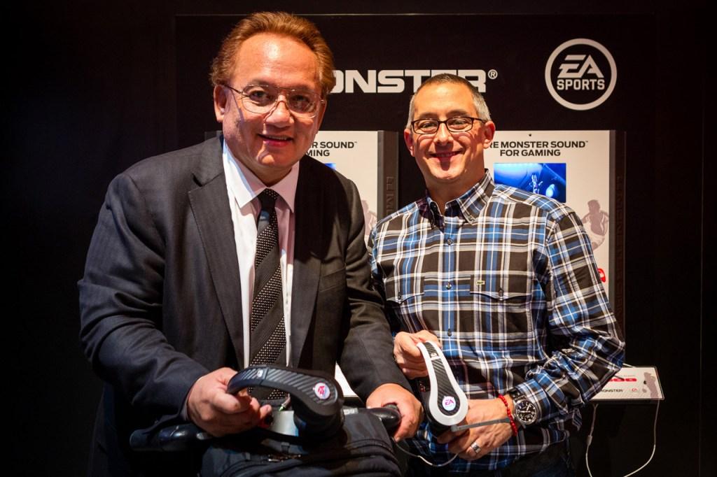 EA Sports & Monster Headphones: A Meeting of Giants