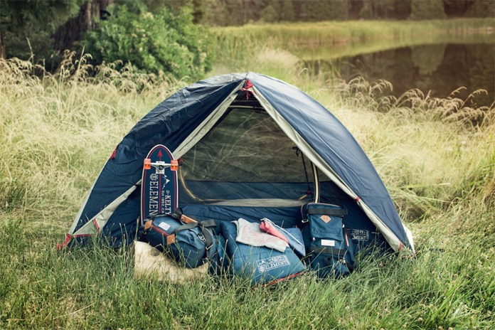 Element x Kelty 2013 Spring Collection