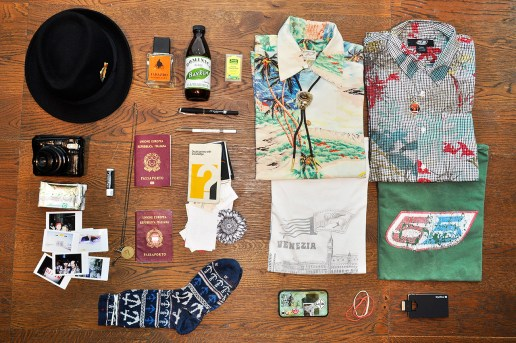 Essentials: Andrea Rosso of 55DSL