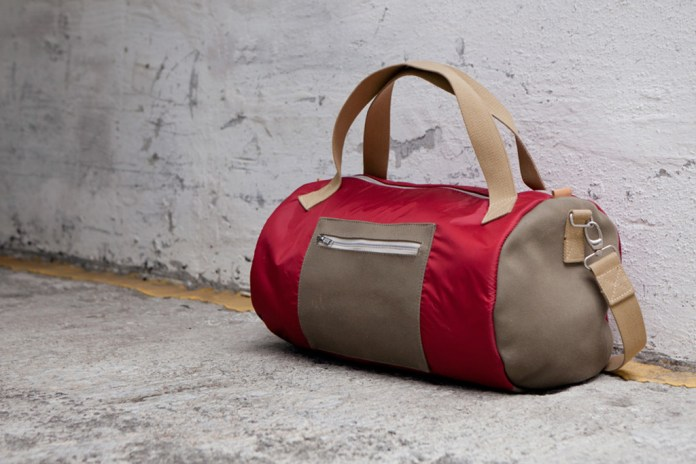 "Esther Porter ""TENT Barrel"" Bag"