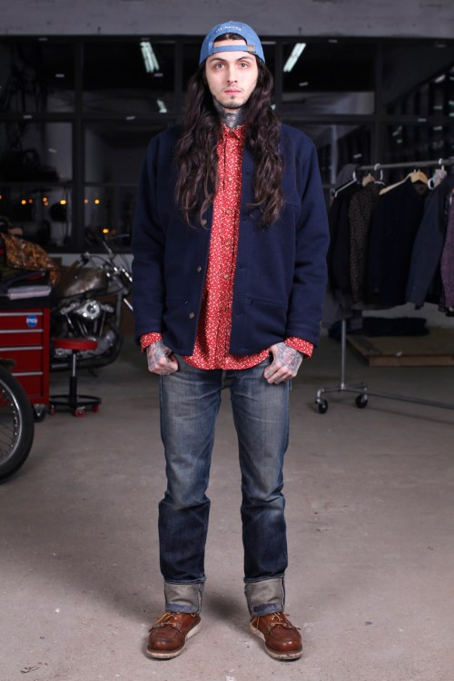"FELTRAIGER 2012-13 Fall/Winter ""Garage Rat"" Collection"