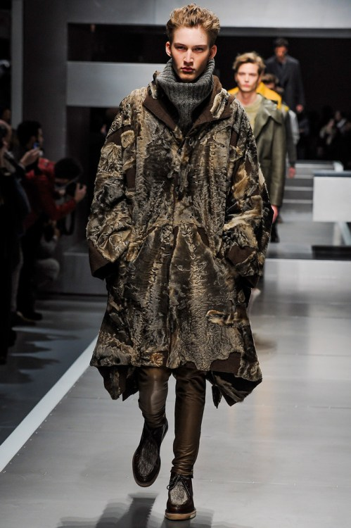 Fendi 2013 Fall/Winter Collection