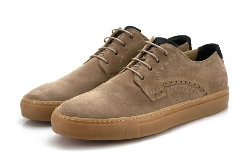 FNG x hyusto Sunday Derby Shoe