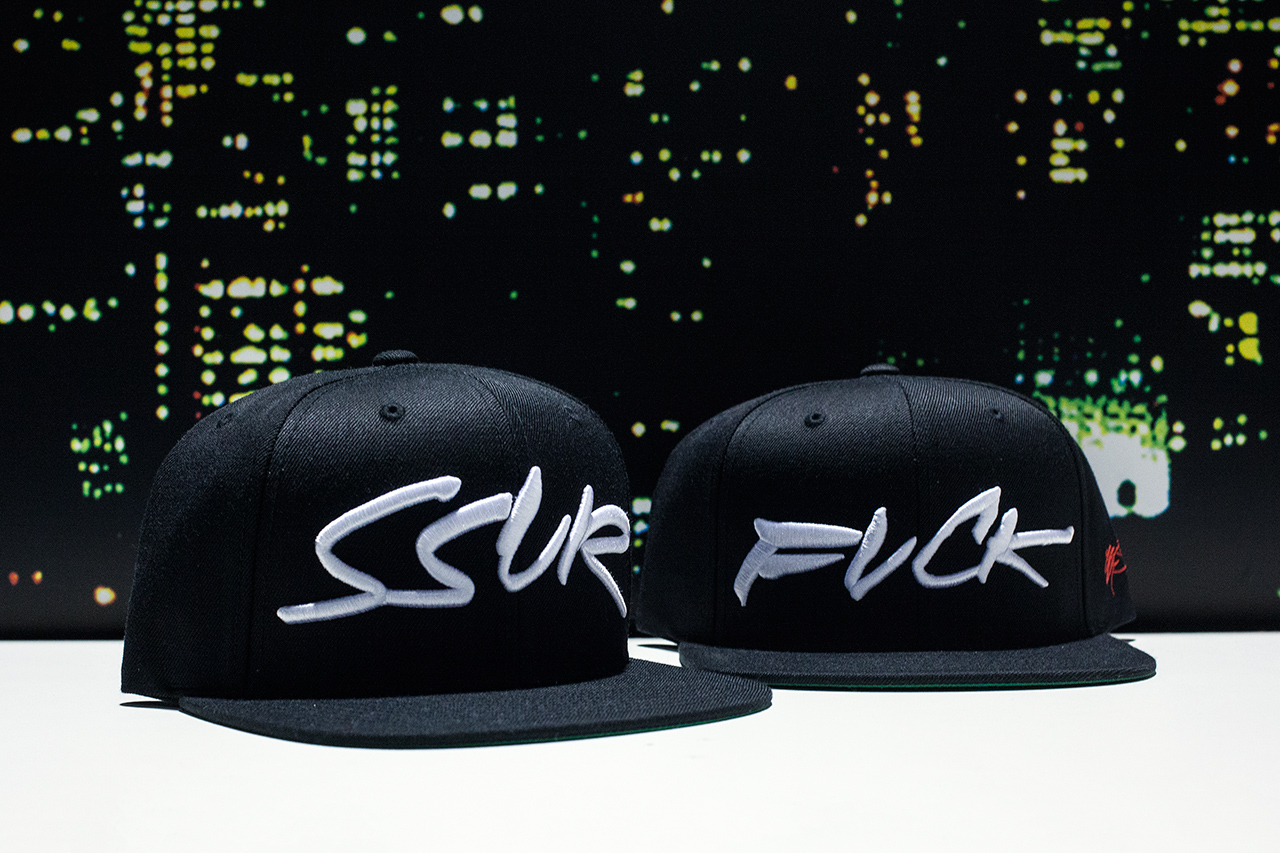 futura x ssur 2013 spring summer capsule collection preview