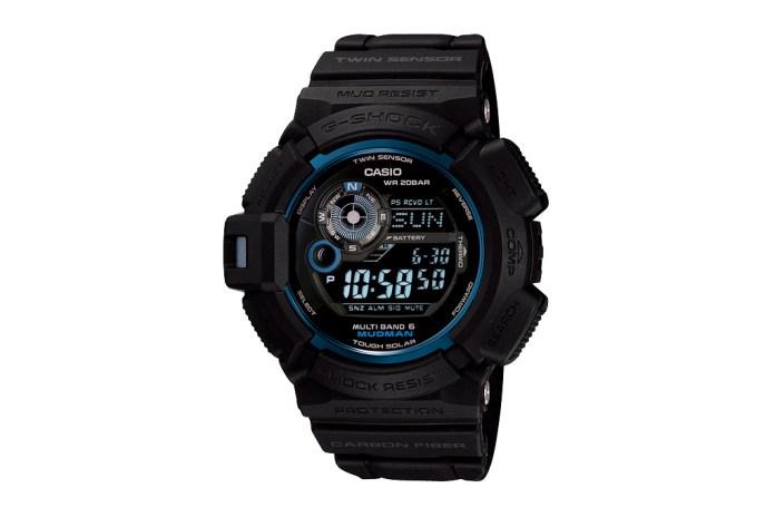 "Casio G-Shock GW-9930B ""Initial Blue"""