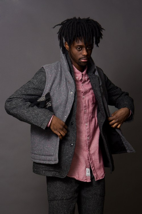 "Garbstore 2013 Fall/Winter ""His Majesty's Pleasure"" Lookbook"