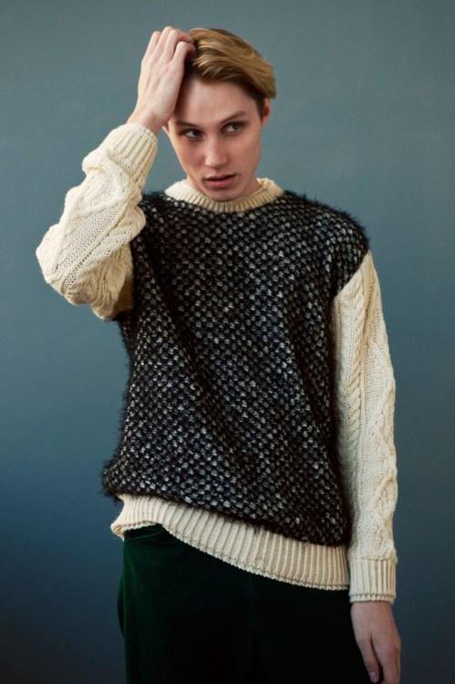 Gareth Rhys for Clash Magazine