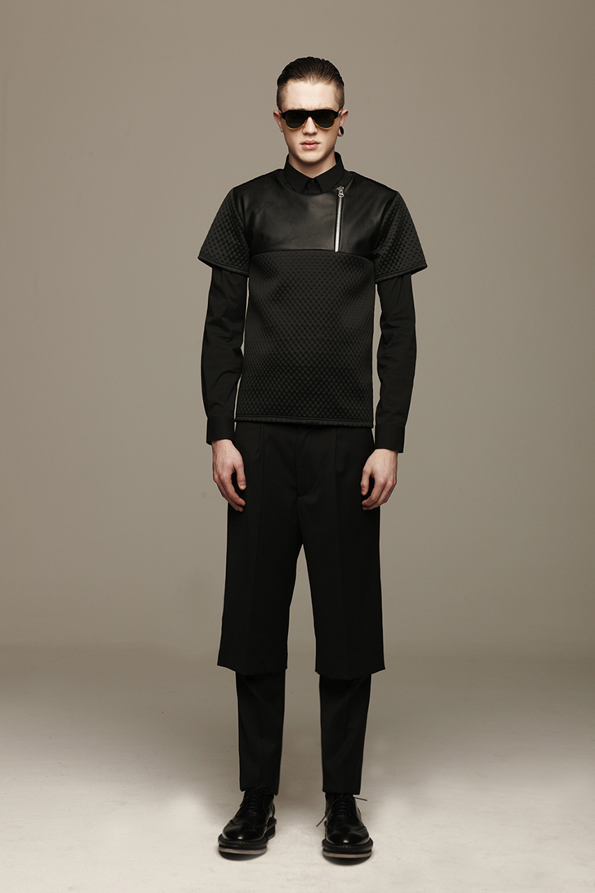 giuliano Fujiwara 2013 Fall/Winter Collection