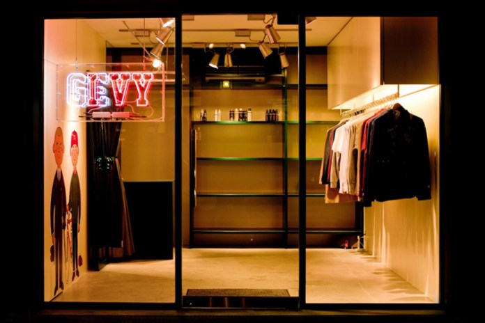 GOODENOUGH IVY Store Now Open