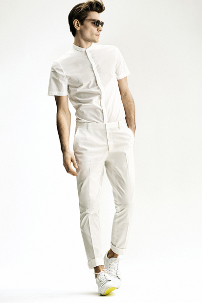 H&M 2013 Summer Lookbook