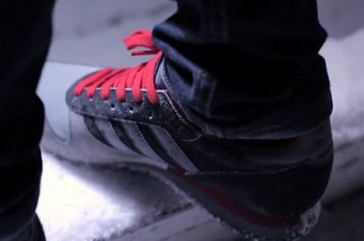 Hanon x adidas Consortium CNTR Video
