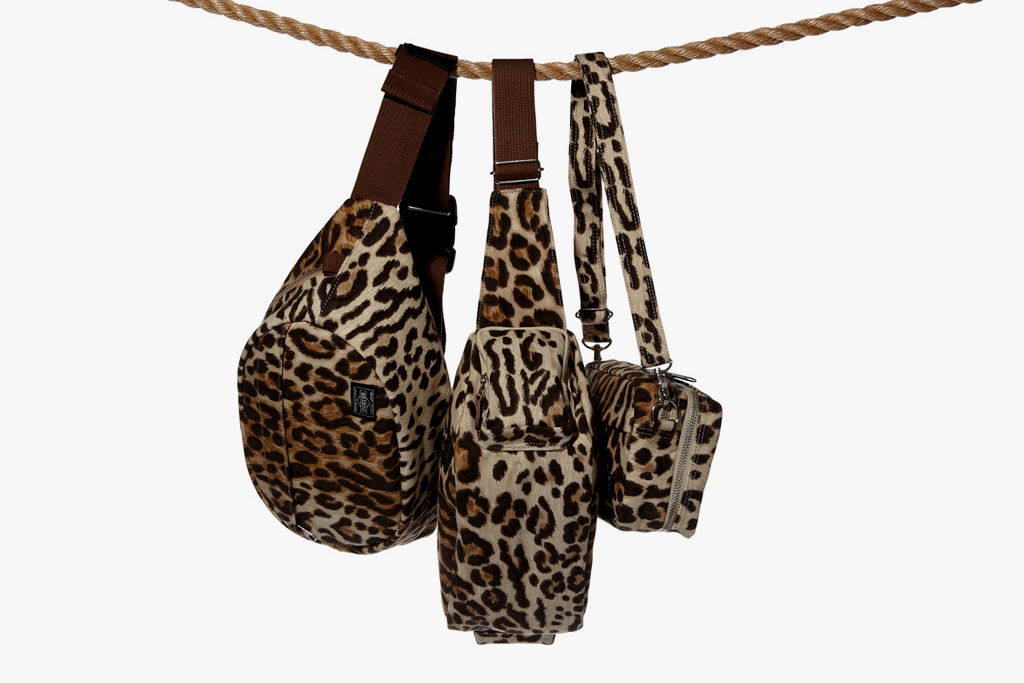 Head Porter 2013 Spring/Summer Leopard Collection