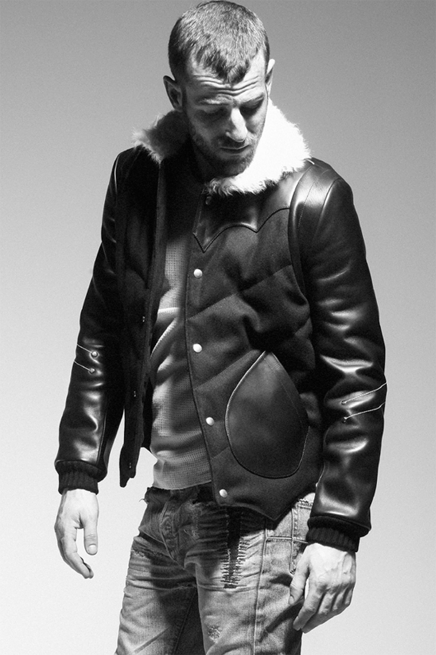 hoon 2013 fall winter lookbook