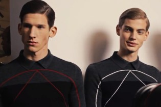 HYPEBEAST Goes Backstage at the Dior Homme Fall/Winter 2013 Show in Paris