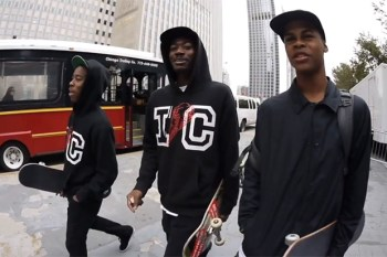 The ICECREAM Skate Team Hits Chicago and Miami