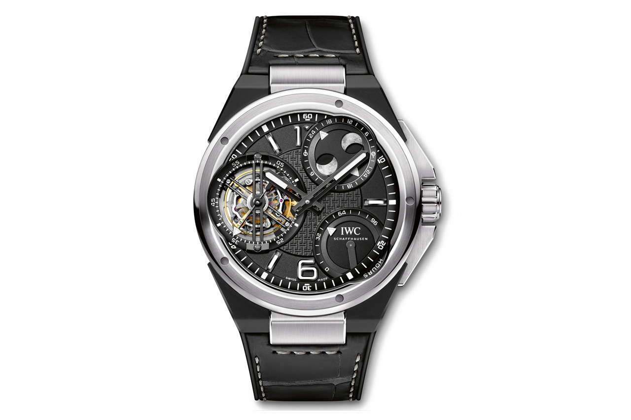 iwc ingenieur constant force tourbillon